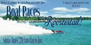 Boat Races at the Roostertail! @ The Roostertail | Detroit | Michigan | United States